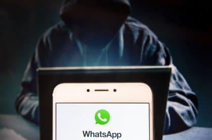 Imagen de referencia en nota sobre suplantación que le hicieron a directivo de la Fiscalía por WhatsApp, con la que estafaron a sus amigos