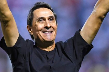 Alexandre Guimaraes, nuevo técnico de Atlético Nacional. Imagen de referencia del entrenador brasileño.