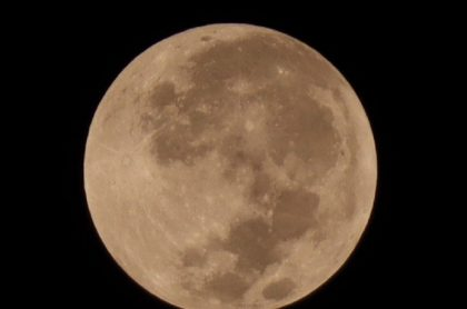 Eclipse penumbral de Luna.