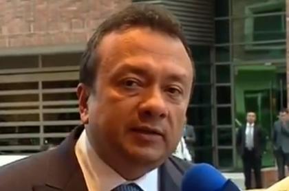 Eduardo Pulgar, senador capturado por cohecho