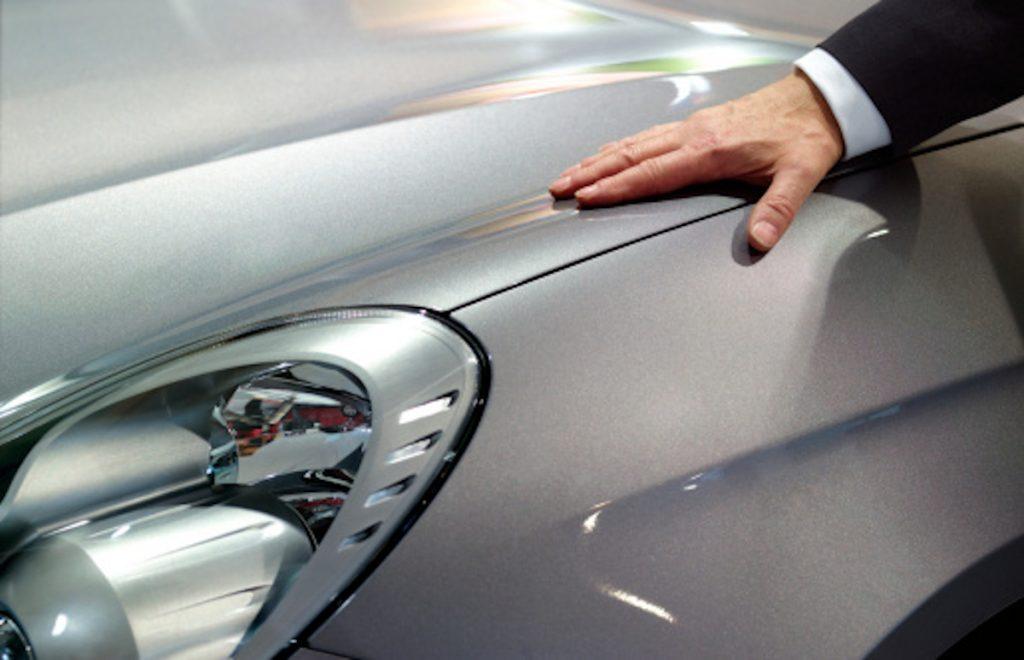 Getty / Auto de segmento premium.