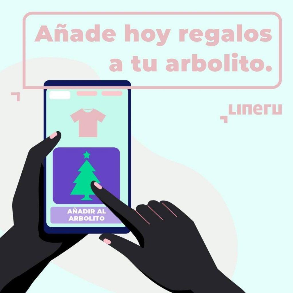 Instagram @lineru_colombia