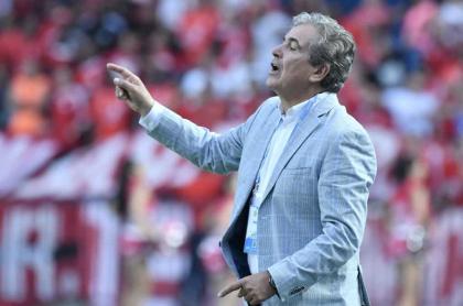 Jorge Luis Pinto, quien se postula para ser nuevo técnico de la Selección Colombia