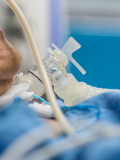 Imagen de referencia de un enfermo, a propósito de un reciente caso de negligencia de EPS.