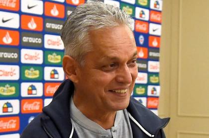Reinaldo Rueda, principal candidato para la Selección Colombia. Imagen de referencia del entrenador vallecaucano.