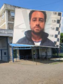 Rafael Uribe Noguera, confeso asesino de la niña Yuliana Samboní, paga su condena en la cárcel 'La Tramacúa'