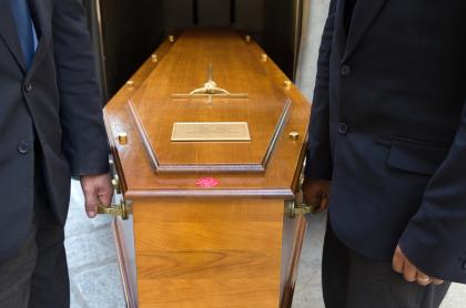 Foto ilustrativa de funerarias en Colombia que fueron sancionadas por la SIC.