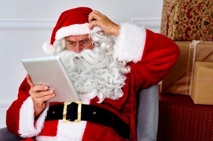 Papá Noel en Alemania hará teletrabajo esta Navidad