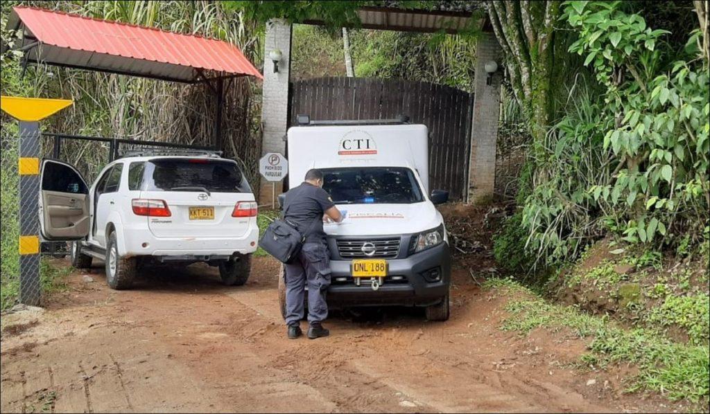 John Jairo Jaimes Monsalve, empresario de calzado hallado muerto en una Toyota en Cali - Foto: Q'Hubo
