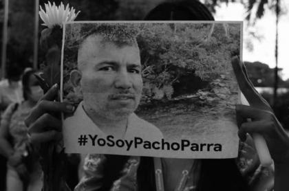 Javier Francisco Parra Cubillos, defensor de Caño Cristales, fue asesinado en Meta