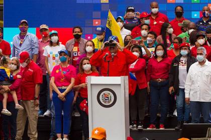 Maduro dice que si la oposición gana elecciones, él se retira de la presidencia.