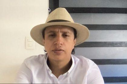 Jonatan Tamayo Pérez, conocido como 'Manguito', que fue expulsado de su partido