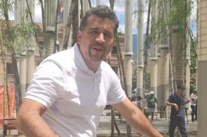 León Fredy Muñoz, congresista que irá a juicio por tráfico de estupefacientes