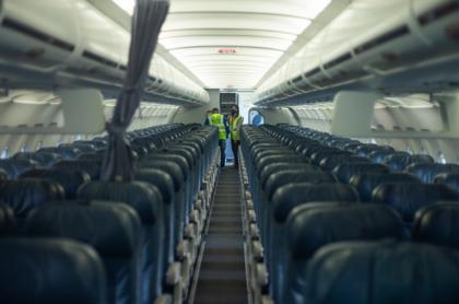 Con la Ley de Turismo, viajar en avión en Colombia será más barato.