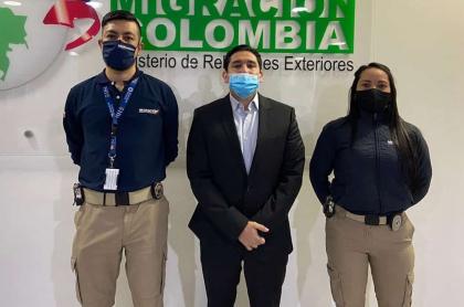 Exfiscal del 'Cartel de la toga' llegó deportado aColombia