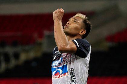 Teófilo Gutiérrez, delantero del Junior de Barranquilla, habló sobre los exfutbolistas que trabajan en los diferentes medios de comunicación.