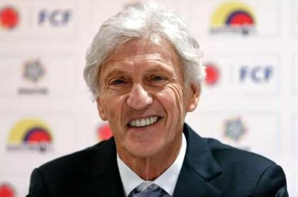 Jugadores de Colombia estarían en comunicación con Pékerman. Imagen de referecnia del entrenador.