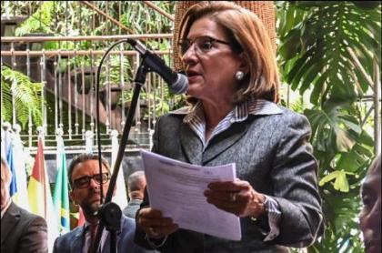 Margarita Cabello, elegida procuradora, se podrá posesionar aunque el Consejo de Estado aceptó demanda de nulidad de su elección