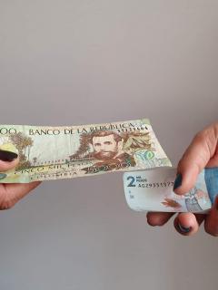 Inflación en Colombia en noviembre de 2020 dio negativa y bajaron varios productos.