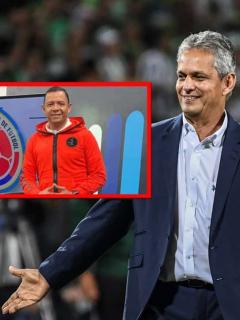 Valenciano criticó la posible llegada de Reinaldo Rueda a la Selección Colombia.