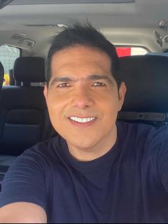 Foto de Peter Manjarrés, quien contó cómo bajó 8 kilos