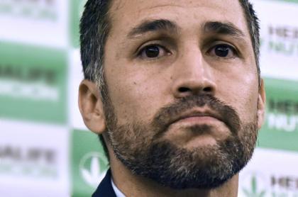 Mario Alberto Yepes también saldría de la Selección Colombia. Imagen de referencia del exfutbolista.