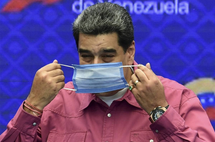 Nicolás Maduro anunció que Venezuela continuará en cuarentena estricta durante 15 días, incluida Semana Santa, por aumento de casos de COVID-19