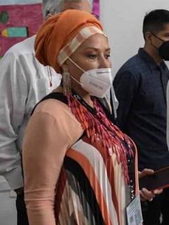 Piedad Córdoba, en las elecciones parlamentarias de Venezuela