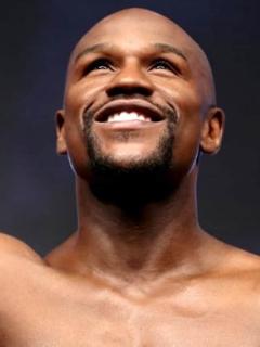 Mayweather anuncia su regreso, peleará con Logan Paul. Imagen de referencia del boxeador estadounidense.