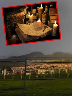 Cárcel La Picota, donde extorsionan con brujería.