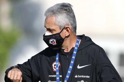 Preparador de Rueda trabaja mucho, según jugadores de Selección.