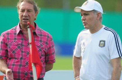 Carlos Bilardo: ¿le contarán muerte de Sabella y de Maradona?