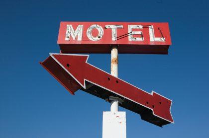 Imagen de un motel, a propósito de mujer infiel que descubrieron en Filipinas.