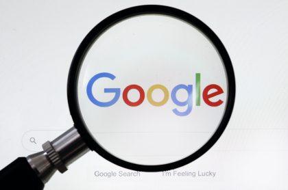 Logotipo de Google para ilustrar nota sobre preguntas que más hicieron los colombianos en el buscador en 2020