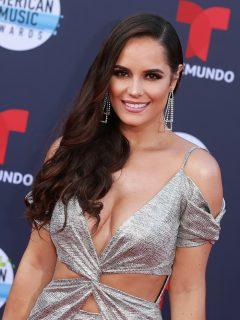 Foto de Ana Lucía Domínguez, quien actuará en 'Café, con aroma de mujer'