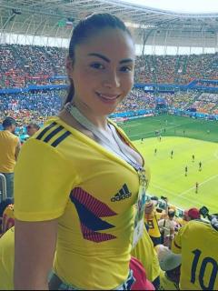 Daneidy Barrera Rojas, conocida popularmente en las redes sociales como 'Epa Colombia', que drogas consumió de joven.