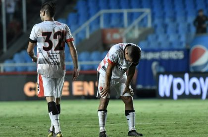 Después de la desaparición del Cúcuta Deportivo, dos equipos más corren el riesgo de experimentar el mismo destino.