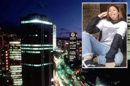 Lynda Michelle Amaya Buelvas, de 15 años, desaparecida en Bogotá desde el 30 de noviembre.