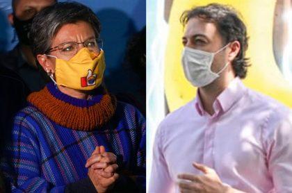 Claudia López y Daniel Quintero Calle, alcaldes de Bogotá y Medellín, se cayeron de entre los 5 mejor calificados del país.