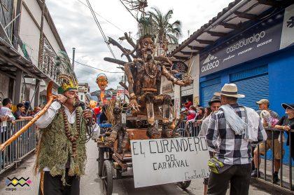 En 2021, el Carnaval de Blancos y Negros será virtual.