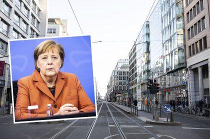 Imagen de archivo de la canciller de Alemania, Angela Merkel / Berlín, durante el confinamiento ocasionado por la pandemia del coronavirus, el cual fue prolongado hasta el 10 de enero de 2021 en toda Alemania.