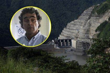 Sergio Fajardo e hidroeléctrica de Hidroituango