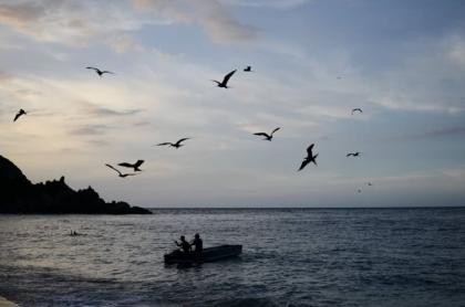 Imagen que ilustra caso de venezolanos que naufragaron en su intento por llegar a Trinidad y Tobago
