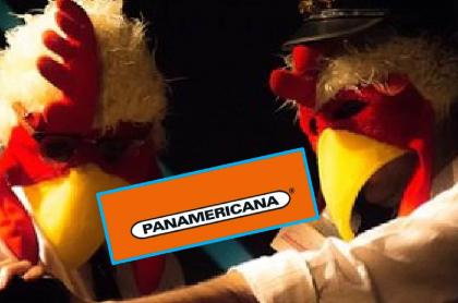 Imágenes de referencia del portal Actualidad Panamericana y de la papelería.