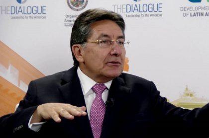 Imagen de Néstor H. Martínez, que ilustra nota de agente de la DEA que refutó sus argumentos