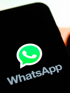 Logotipo de WhatsApp para ilustrar nota sobre trucos para los estados de WhatsApp