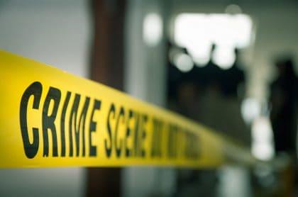 Imagen de escena de crimen ilustra nota sobre madre que habría matado a su hijo de dos años en Pereira