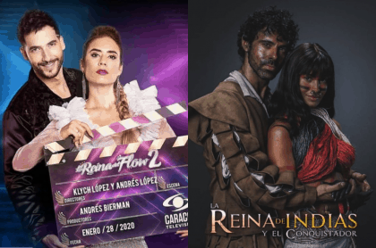 'La reina del flow 2' y 'La reina de Indias', dos producciones que llegarán a Caracol en 2021