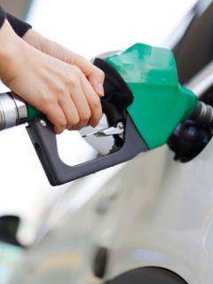 Foto ilustrativa de precios de la gasolina en Colombia en diciembre de 2020.