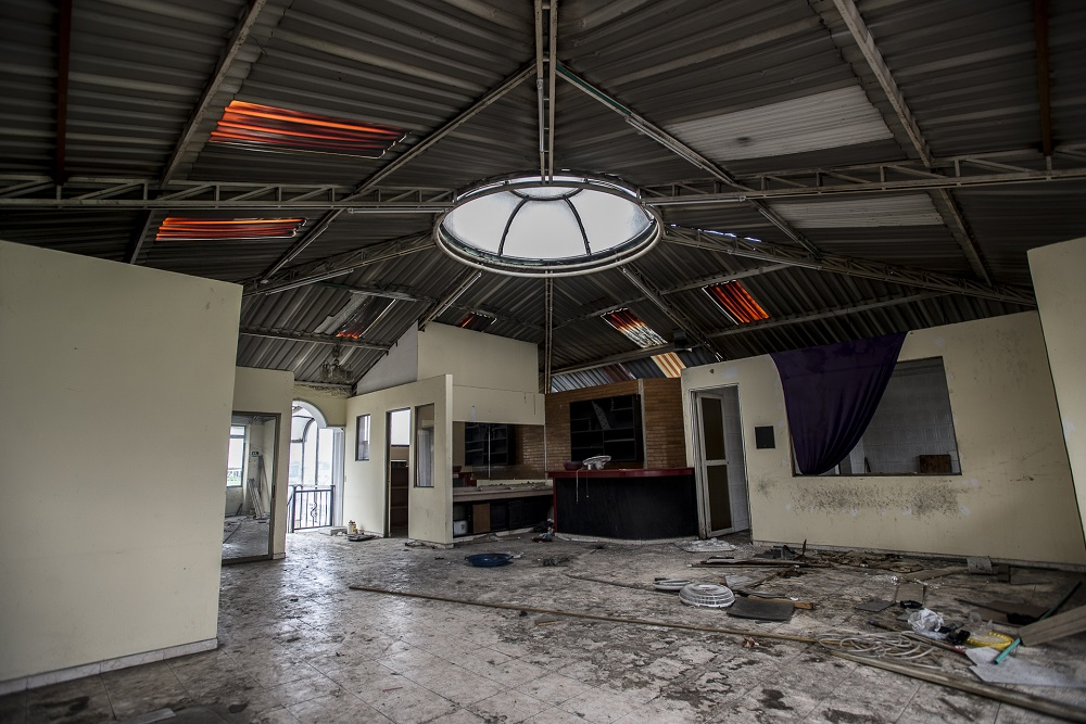 El prostíbulo pertenecía a los narcotraficantes José Ricardo Pedraza Díaz y Carlos Manuel Medina Acosta / Idartes.